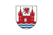 Bandera de Schwedt/Oder