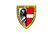 Bandera de Eschenlohe
