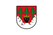 Bandera de Mittenwald