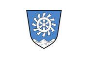 Bandera de Oberau
