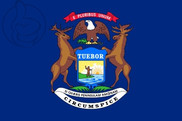 Bandera de Míchigan
