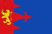 Bandera de Albalate del Arzobispo