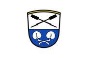 Bandera de Gstadt am Chiemsee