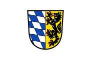 Bandera de Bad Reichenhall