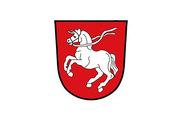 Bandera de Haag in Oberbayern