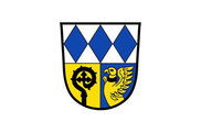 Bandera de Eiselfing