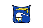 Bandera de Burgkirchen an der Alz