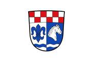 Bandera de Halsbach