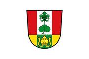 Bandera de Pleiskirchen