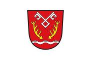 Bandera de Kirchdorf an der Amper