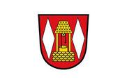Bandera de Grasbrunn