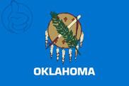 Drapeau de la Oklahoma