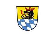Bandera de Schrobenhausen