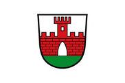 Bandera de Burgheim