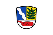 Bandera de Fuchstal