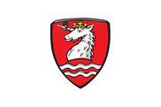 Bandera de Schondorf am Ammersee