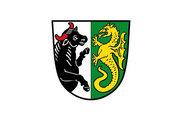 Bandera de Hohenfurch