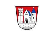 Bandera de Rottenburg an der Laaber