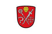 Bandera de Attenhofen