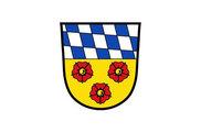 Bandera de Bad Abbach