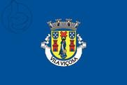 Bandera de Vila Viçosa