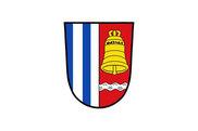 Bandera de Iggensbach