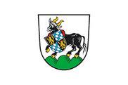 Bandera de Auerbach in der Oberpfalz