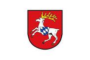 Bandera de Hirschau