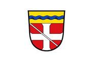 Bandera de Gebenbach