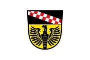 Bandera de Berngau