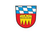 Bandera de Eschlkam