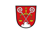 Bandera de Bischberg