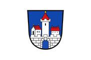 Bandera de Burgkunstadt