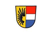 Bandera de Heideck