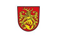 Bandera de Forst (Lausitz)