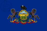 Bandera de Pensilvania