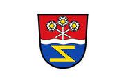 Bandera de Geroldshausen