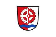Bandera de Gersthofen