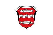 Bandera de Fischach