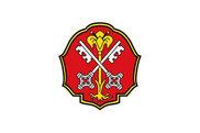 Bandera de Burtenbach