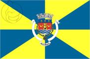 Bandera de Alcobaça (Portugal)