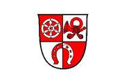 Bandera de Kelkheim (Taunus)