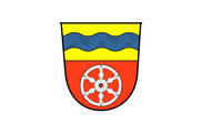 Bandera de Kriftel