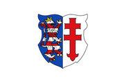 Bandera de Bad Hersfeld