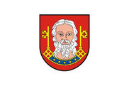 Bandera de Neustadt-Glewe