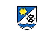 Bandera de Bendestorf