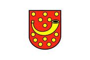 Bandera de Nordhorn
