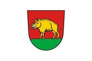Bandera de Ebersbach an der Fils