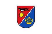 Bandera de Schieder-Schwalenberg