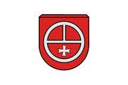 Bandera de Lustadt